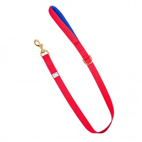 red webbing dog lead doggie apparel