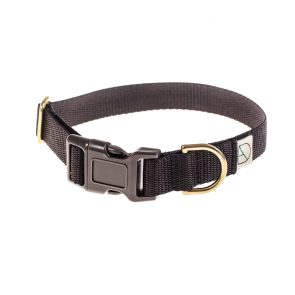 doggie apparel brown dog collar